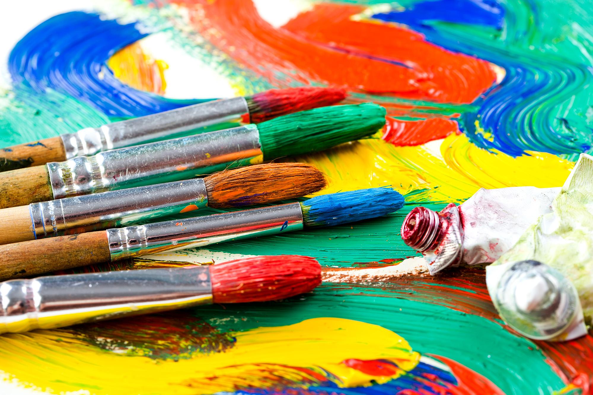 modern art gallery digital art ron labryzz