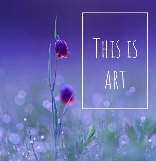 This Is Art 2nd edition by Ron Labryzz, #RLArt 19