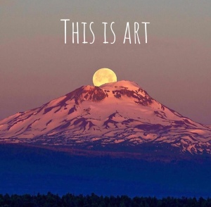 This Is Art 2nd edition by Ron Labryzz, #RLArt 15