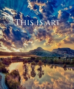 This Is Art 2nd edition by Ron Labryzz, #RLArt 10