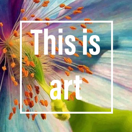 This Is Art 2nd edition by Ron Labryzz, #RLArt 23