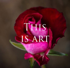 This Is Art 2nd edition by Ron Labryzz, #RLArt 27