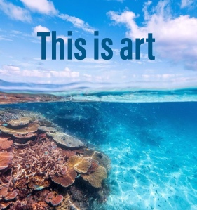 This Is Art 2nd edition by Ron Labryzz, #RLArt 7