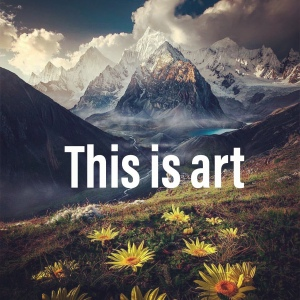 This Is Art 2nd edition by Ron Labryzz, #RLArt 1
