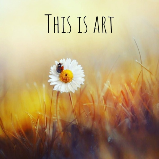 This Is Art 2nd edition by Ron Labryzz, #RLArt 25