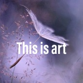 This Is Art 3rd edition by Ron Labryzz, #RLArt 6