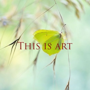 This Is Art 3rd edition by Ron Labryzz, #RLArt 5