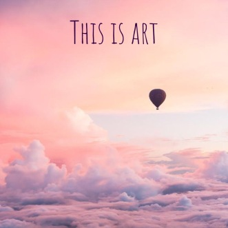 This Is Art 3rd edition by Ron Labryzz, #RLArt 4