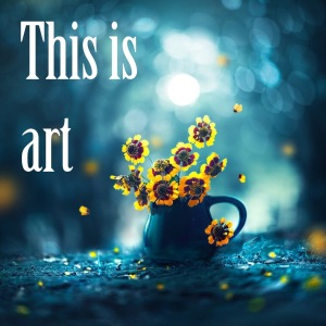 This Is Art 3rd edition by Ron Labryzz, #RLArt 2