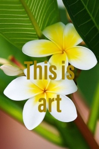 This Is Art 5th edition by Ron Labryzz, #RLArt 8